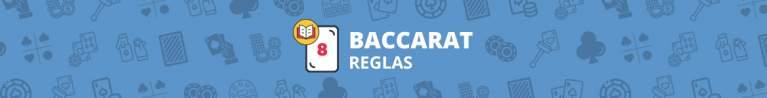 Reglas del Baccarat