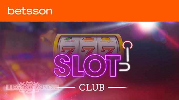 Betsson.es, club slot