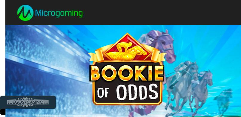 Bookie of Odds, Microgaming