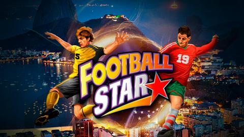 Tragaperras Football Star Microgaming