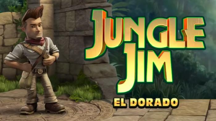 Jungle Jim el Dorado, el lanzamiento anticipado de Microgaming