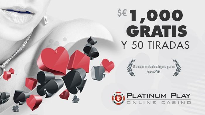 Tiradas gratis casino online