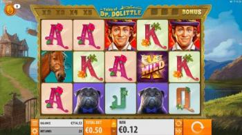 dr dolittle slot