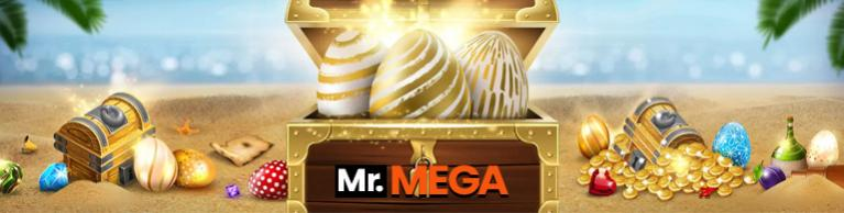 Mr Mega Casino