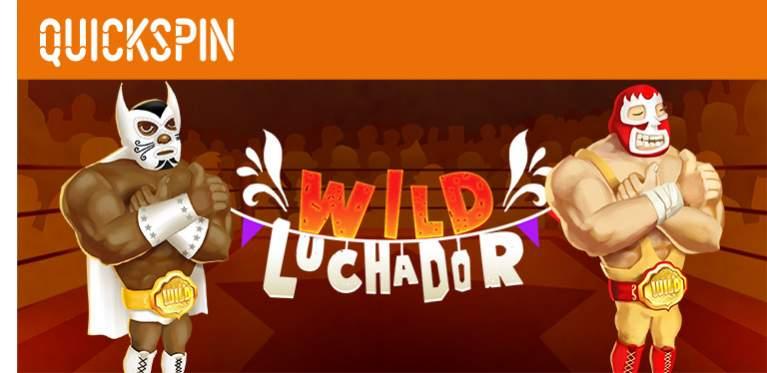 Tragamonedas Wild Luchador