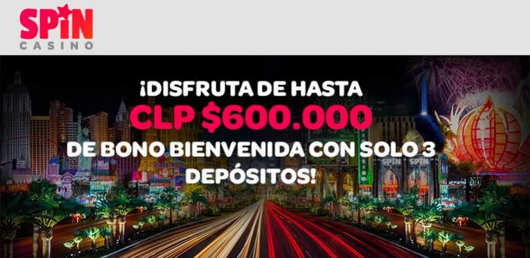Bono de Spin Casino