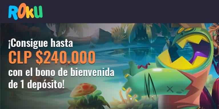 Bono de Roku Casino